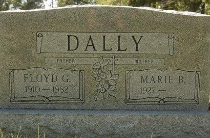 DALLY, MARIE B. - Codington County, South Dakota   MARIE B. DALLY - South Dakota Gravestone Photos