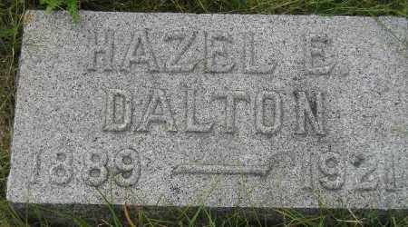 DALTON, HAZEL B. - Codington County, South Dakota | HAZEL B. DALTON - South Dakota Gravestone Photos