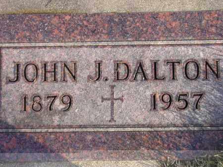 DALTON, JOHN J. - Codington County, South Dakota | JOHN J. DALTON - South Dakota Gravestone Photos