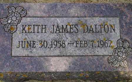 DALTON, KEITH JAMES - Codington County, South Dakota   KEITH JAMES DALTON - South Dakota Gravestone Photos