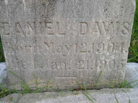 DAVIS, DANIEL - Codington County, South Dakota   DANIEL DAVIS - South Dakota Gravestone Photos