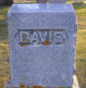 DAVIS, FAMILY STONE - Codington County, South Dakota   FAMILY STONE DAVIS - South Dakota Gravestone Photos