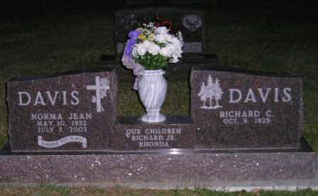 DAVIS, NORMA JEAN - Codington County, South Dakota | NORMA JEAN DAVIS - South Dakota Gravestone Photos