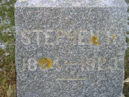 DAVIS, STEPHEN H. - Codington County, South Dakota | STEPHEN H. DAVIS - South Dakota Gravestone Photos