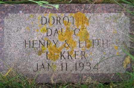 DEKKER, DOROTHY - Codington County, South Dakota | DOROTHY DEKKER - South Dakota Gravestone Photos