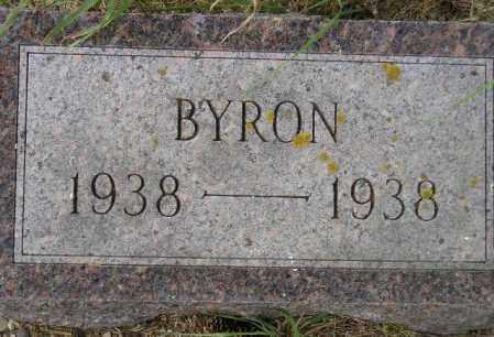DILLS, BYRON - Codington County, South Dakota | BYRON DILLS - South Dakota Gravestone Photos