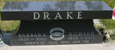 DRAKE, RICHARD - Codington County, South Dakota | RICHARD DRAKE - South Dakota Gravestone Photos