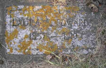 EDWARDS, LAURA - Codington County, South Dakota   LAURA EDWARDS - South Dakota Gravestone Photos