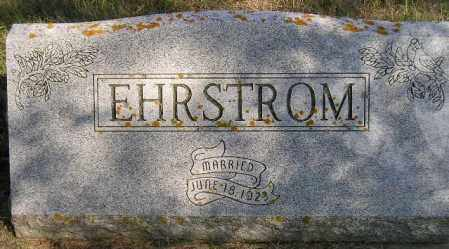 EHRSTROM, FAMILY STONE, JOHN & GLADYS - Codington County, South Dakota | FAMILY STONE, JOHN & GLADYS EHRSTROM - South Dakota Gravestone Photos