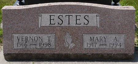 ESTES, MARY A. - Codington County, South Dakota | MARY A. ESTES - South Dakota Gravestone Photos