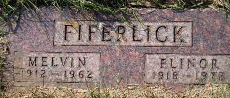 FIFERLICK, MELVIN - Codington County, South Dakota | MELVIN FIFERLICK - South Dakota Gravestone Photos