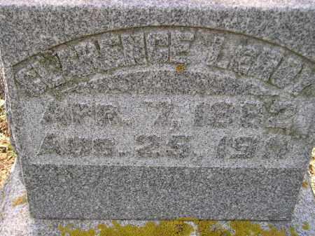 FLOREY, CLARENCE LEROY - Codington County, South Dakota | CLARENCE LEROY FLOREY - South Dakota Gravestone Photos