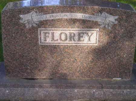 FLOREY, FAMILY STONE - Codington County, South Dakota | FAMILY STONE FLOREY - South Dakota Gravestone Photos
