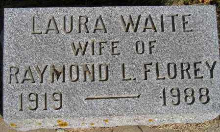 FLOREY, LAURA - Codington County, South Dakota | LAURA FLOREY - South Dakota Gravestone Photos