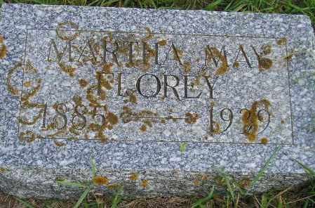 FLOREY, MARTHA MAY - Codington County, South Dakota | MARTHA MAY FLOREY - South Dakota Gravestone Photos