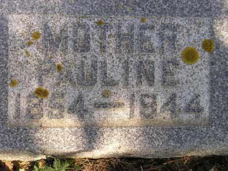 FLOREY, PAULINE - Codington County, South Dakota | PAULINE FLOREY - South Dakota Gravestone Photos