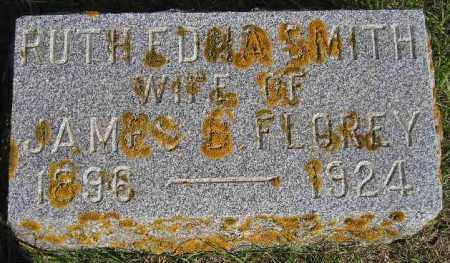 FLOREY, RUTH EDNA - Codington County, South Dakota | RUTH EDNA FLOREY - South Dakota Gravestone Photos