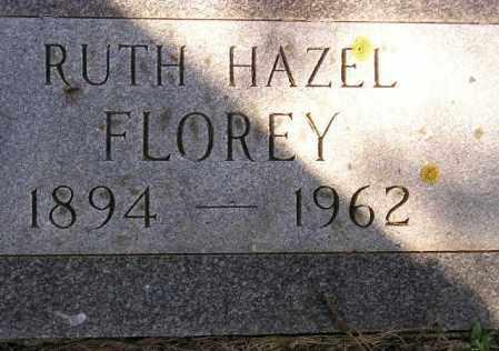 FLOREY, RUTH HAZEL - Codington County, South Dakota | RUTH HAZEL FLOREY - South Dakota Gravestone Photos