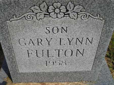 FULTON, GARY LYNN - Codington County, South Dakota | GARY LYNN FULTON - South Dakota Gravestone Photos
