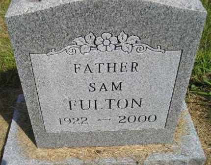 FULTON, SAMUEL AIKEN - Codington County, South Dakota | SAMUEL AIKEN FULTON - South Dakota Gravestone Photos