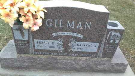 GILMAN, ROBERT K - Codington County, South Dakota | ROBERT K GILMAN - South Dakota Gravestone Photos
