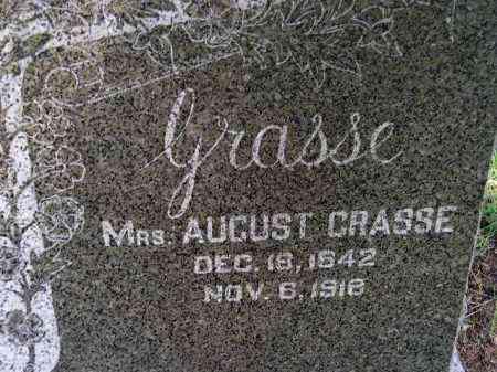 GRASSE, WILIMENA - Codington County, South Dakota | WILIMENA GRASSE - South Dakota Gravestone Photos