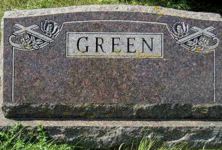 GREEN, FAMILY STONE - Codington County, South Dakota | FAMILY STONE GREEN - South Dakota Gravestone Photos