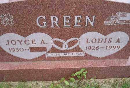 GREEN, LOUIS A. - Codington County, South Dakota | LOUIS A. GREEN - South Dakota Gravestone Photos