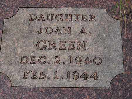 GREEN, JOAN ADELL - Codington County, South Dakota   JOAN ADELL GREEN - South Dakota Gravestone Photos