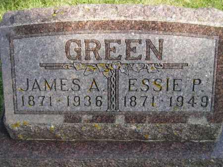 GREEN, ESSIE PEGGY - Codington County, South Dakota | ESSIE PEGGY GREEN - South Dakota Gravestone Photos