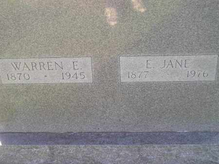 GREEN, E. JANE - Codington County, South Dakota | E. JANE GREEN - South Dakota Gravestone Photos