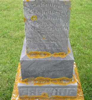 GREWING, JOHANNA JOSEPHINE - Codington County, South Dakota | JOHANNA JOSEPHINE GREWING - South Dakota Gravestone Photos