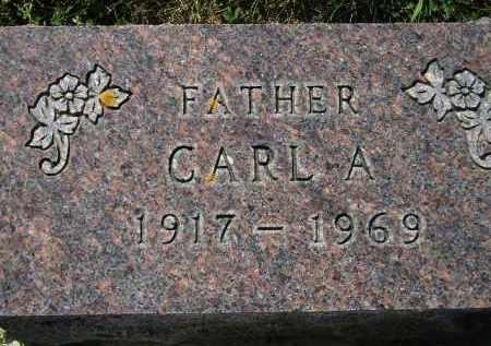 GUNDERSON, CARL A. - Codington County, South Dakota | CARL A. GUNDERSON - South Dakota Gravestone Photos