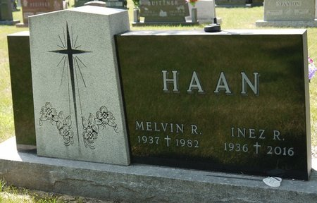 HAAN, MELVIN R. - Codington County, South Dakota | MELVIN R. HAAN - South Dakota Gravestone Photos
