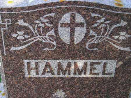 HAMMEL, FAMILY STONE - Codington County, South Dakota | FAMILY STONE HAMMEL - South Dakota Gravestone Photos