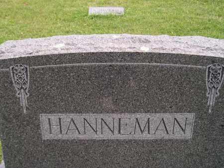 HANNEMAN, FAMILY STONE - Codington County, South Dakota | FAMILY STONE HANNEMAN - South Dakota Gravestone Photos