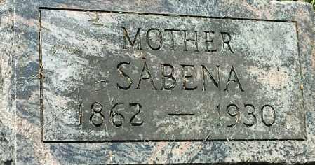 HANNEMAN, SABENA - Codington County, South Dakota   SABENA HANNEMAN - South Dakota Gravestone Photos