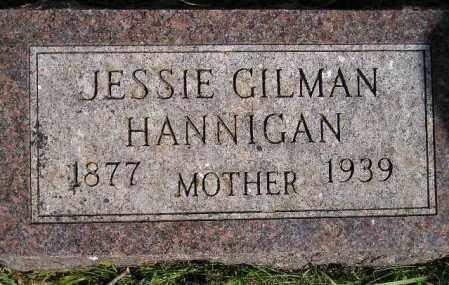 HANNIGAN, JESSIE - Codington County, South Dakota | JESSIE HANNIGAN - South Dakota Gravestone Photos