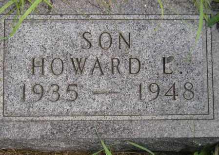 HARDING, HOWARD L. - Codington County, South Dakota   HOWARD L. HARDING - South Dakota Gravestone Photos