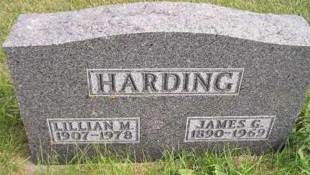SCHAAF HARDING, LILLIAN M. - Codington County, South Dakota | LILLIAN M. SCHAAF HARDING - South Dakota Gravestone Photos