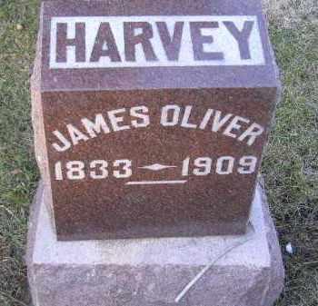 HARVEY, JAMES OLIVER - Codington County, South Dakota   JAMES OLIVER HARVEY - South Dakota Gravestone Photos