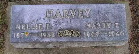 HARVEY, NELLIE E. - Codington County, South Dakota | NELLIE E. HARVEY - South Dakota Gravestone Photos