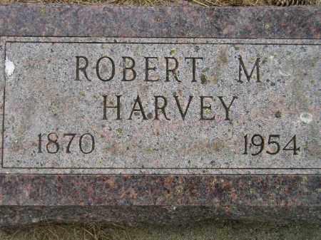 HARVEY, ROBERT M. - Codington County, South Dakota | ROBERT M. HARVEY - South Dakota Gravestone Photos