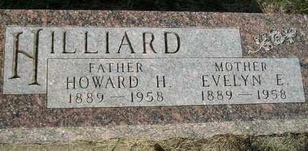 HILLIARD, HOWARD HAMLIN - Codington County, South Dakota | HOWARD HAMLIN HILLIARD - South Dakota Gravestone Photos