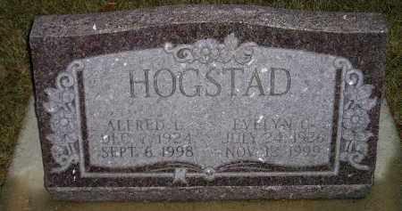 HOGSTAD, EVELYN C. - Codington County, South Dakota | EVELYN C. HOGSTAD - South Dakota Gravestone Photos
