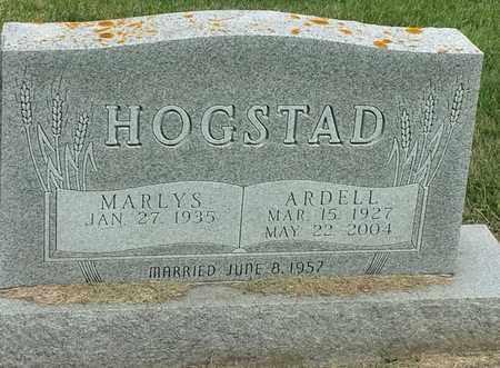 HOGSTAD, ARDELL - Codington County, South Dakota | ARDELL HOGSTAD - South Dakota Gravestone Photos