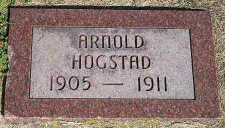 HOGSTAD, ARNOLD - Codington County, South Dakota   ARNOLD HOGSTAD - South Dakota Gravestone Photos