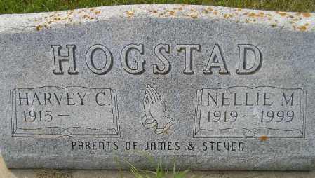 HOGSTAD, HARVEY C. - Codington County, South Dakota | HARVEY C. HOGSTAD - South Dakota Gravestone Photos