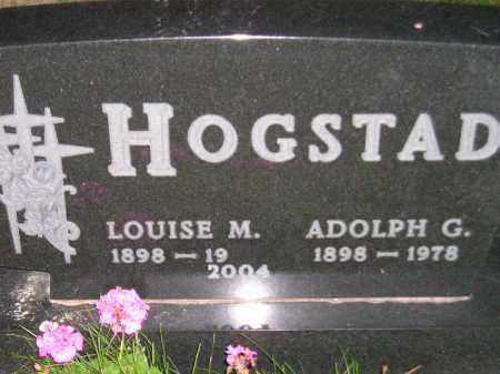 HOGSTAD, ADOLPH G. - Codington County, South Dakota | ADOLPH G. HOGSTAD - South Dakota Gravestone Photos