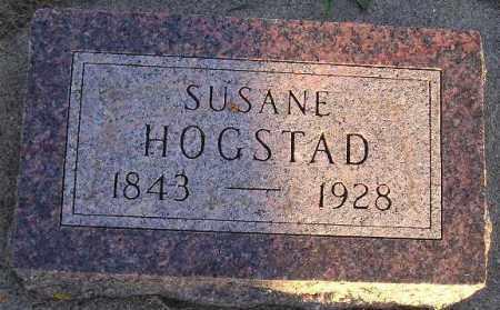 HOGSTAD, SUSANE - Codington County, South Dakota | SUSANE HOGSTAD - South Dakota Gravestone Photos